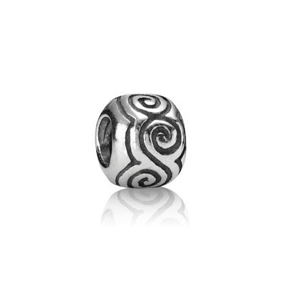 Pandora Large Swirls Charms
